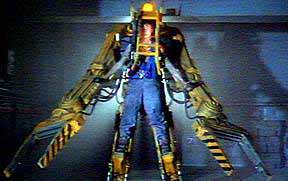"Powerloader from the movie ""Aliens"""